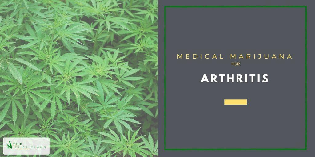 medical marijuana for arthritis