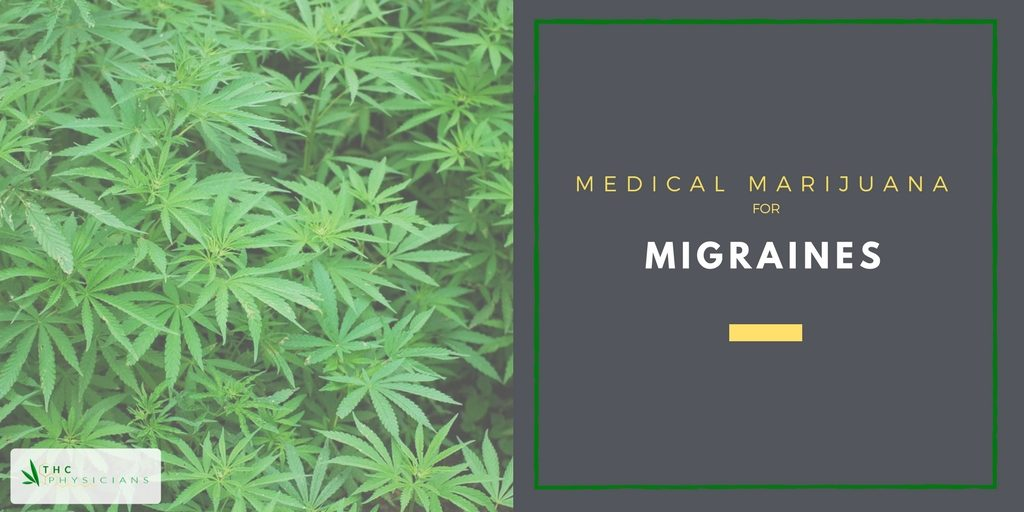 medical marijuana for migraines